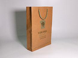Túi giấy Kraft Furama