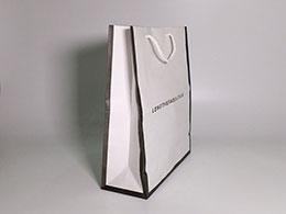Túi giấy Kraft trắng Lengthefabulous