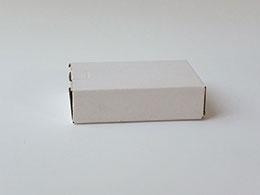 In hộp bồi caston trắng