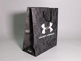 Túi giấy Kraft trắng Under armour